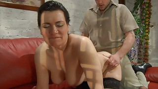 Lewd mom turns out too smoking hot and ready for a fuck session with a guy videos